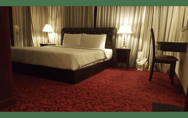 Imbi Private Unite At Times Square Kuala Lumpur Kuala Lumpur - Premier Two Bedroom Apartment