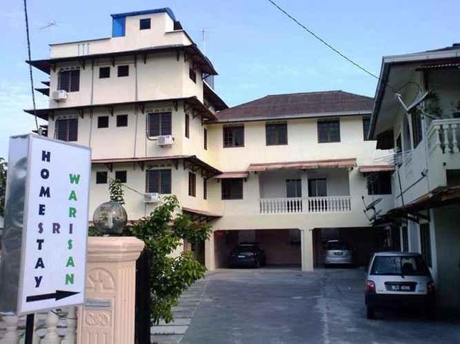 EXTERIOR_BUILDING Homestay Sri Warisan