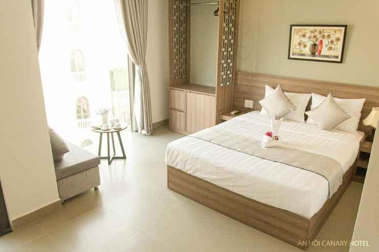 BEDROOM An Hoi Canary Hotel
