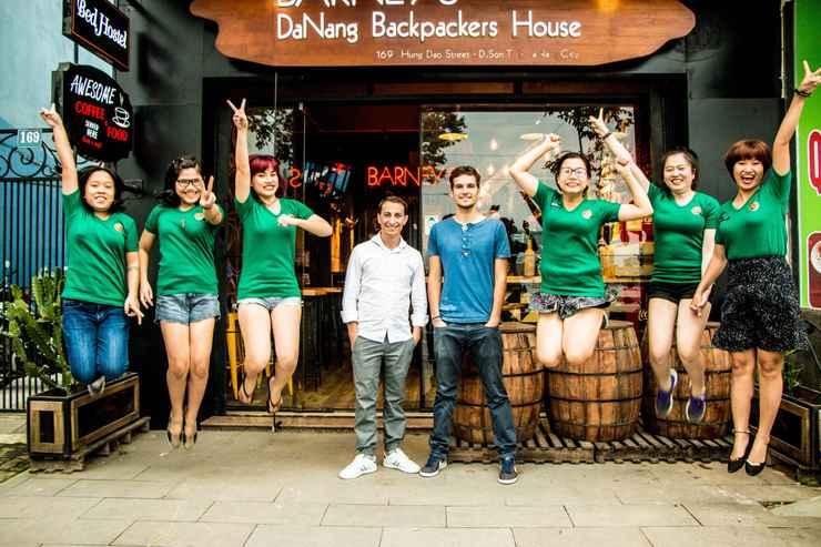 EXTERIOR_BUILDING BARNEY'S Danang Backpackers Hostel