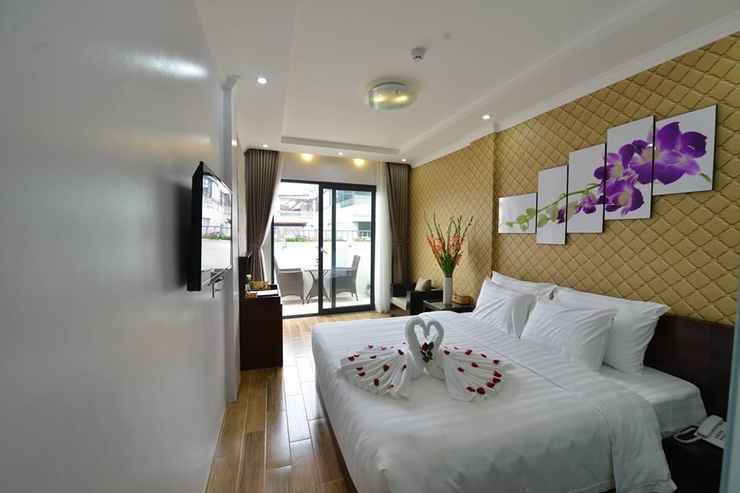 BEDROOM Hanoi Bella Rosa Suites