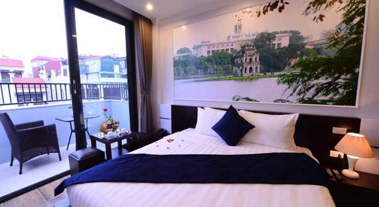 BEDROOM Hanoi Bella Rosa Hotel