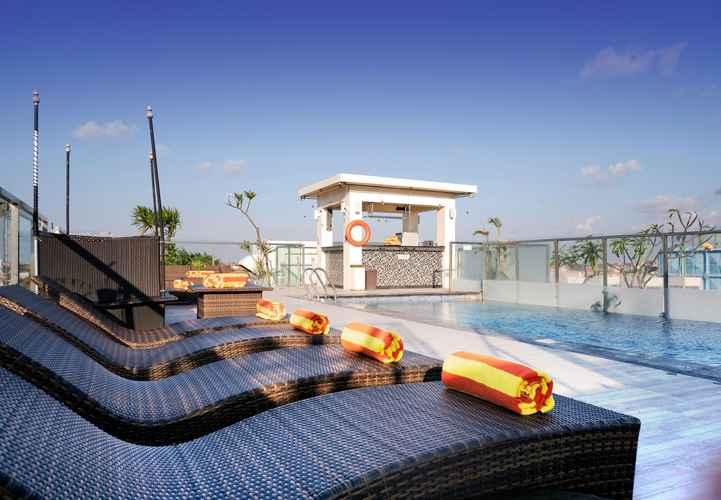 SWIMMING_POOL Hotel Zia Bali - Kuta