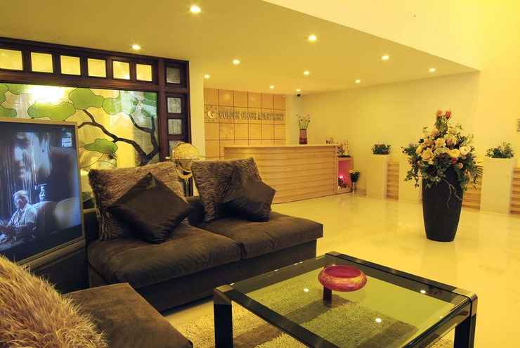 LOBBY Golden Globe Apartment