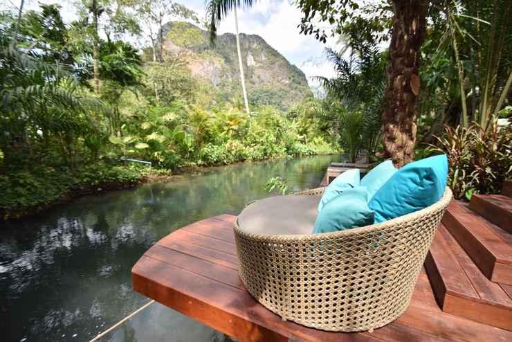 VIEW_ATTRACTIONS The Nine Thipthara Resort @Klongson Krabi