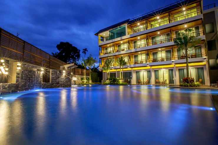 SWIMMING_POOL Aqua Resort Phuket
