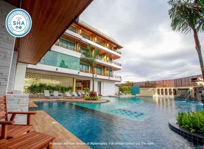 SWIMMING_POOL Aqua Resort Phuket (SHA)