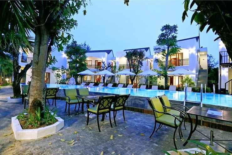 SWIMMING_POOL Azumi Villa Hội An