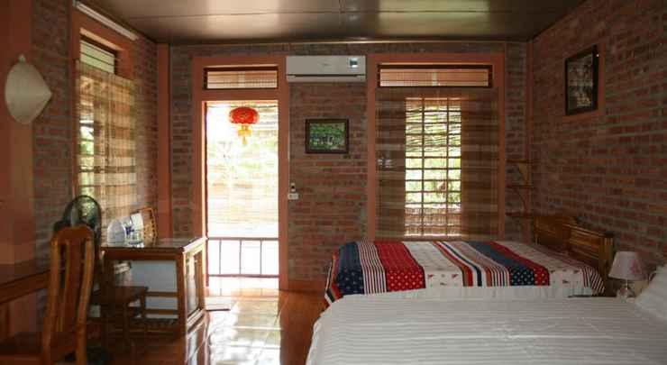 BEDROOM An Phu Villas Garden Homestay