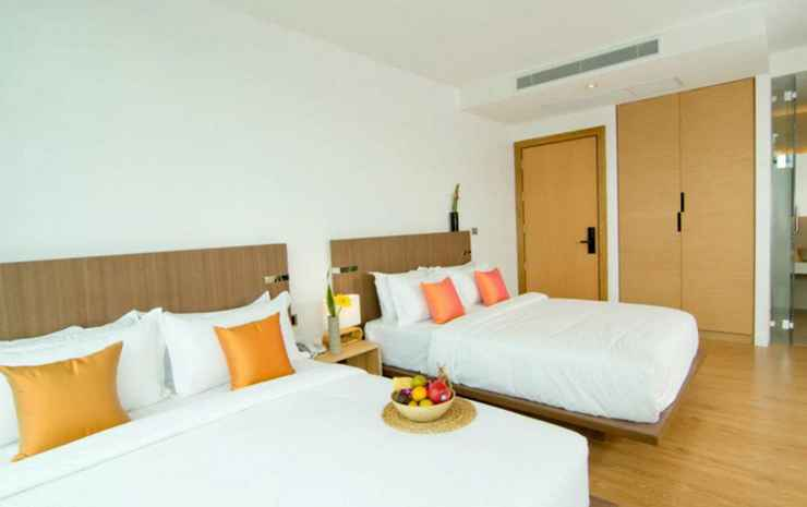 Seven Zea Chic Hotel Chonburi - Deluxe City View Twin Bed - 3 persons Room Only