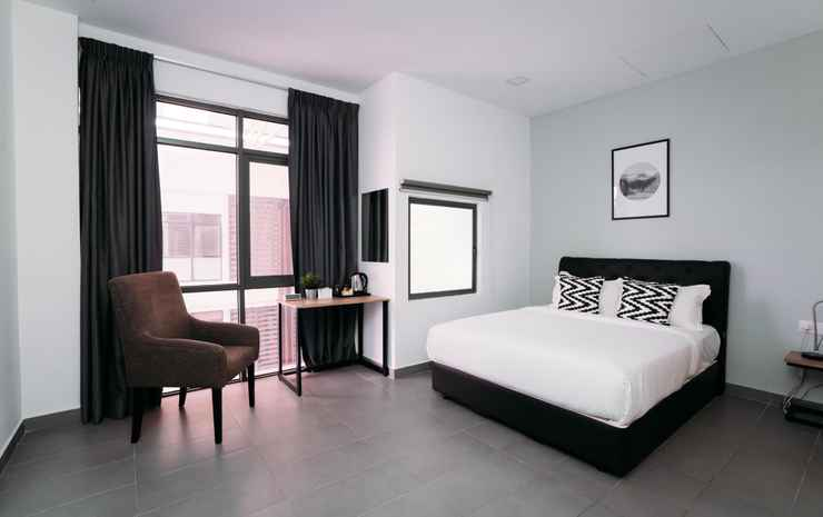 B Lot Hotel Kuala Lumpur - Business Suite Double Window