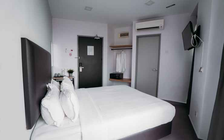 B Lot Hotel Kuala Lumpur - Deluxe Queen Room (with window)