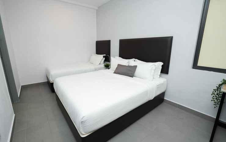 B Lot Hotel Kuala Lumpur - Deluxe Family Room (with window)