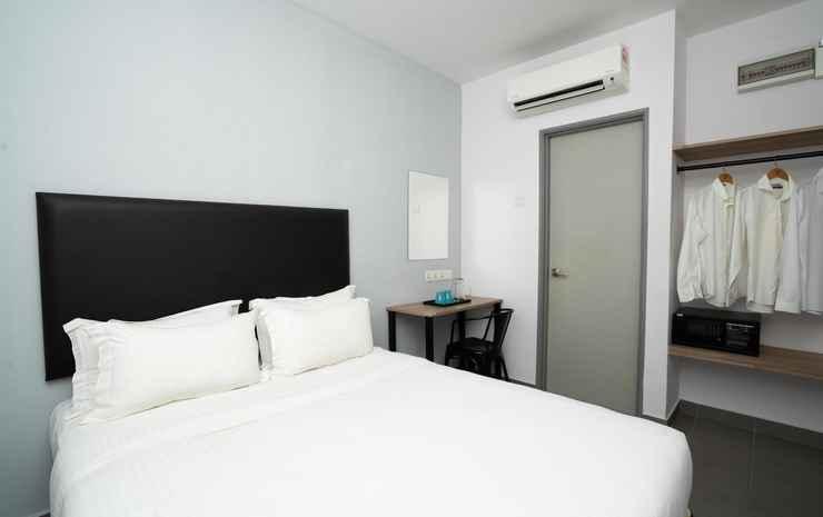 B Lot Hotel Kuala Lumpur - Deluxe Queen Room No Window