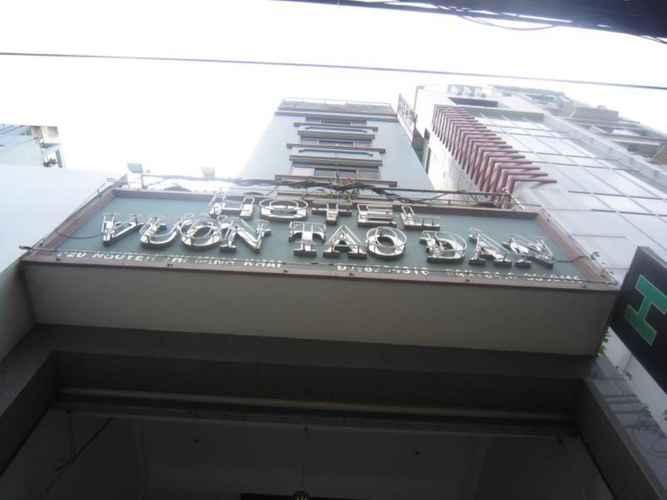 LOBBY Khách sạn Vườn Tao Đàn