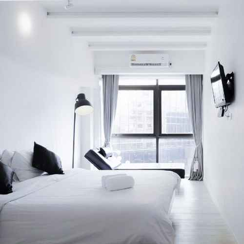 BEDROOM 3Howw Hostel Sukhumvit 21