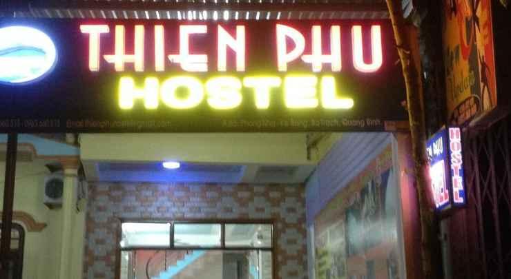 EXTERIOR_BUILDING Thien Phu Hostel
