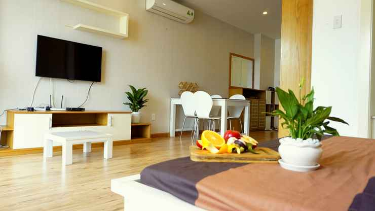 BEDROOM Vung Tau Seaview Apartment- Unit 1109 Thuy Tien Building
