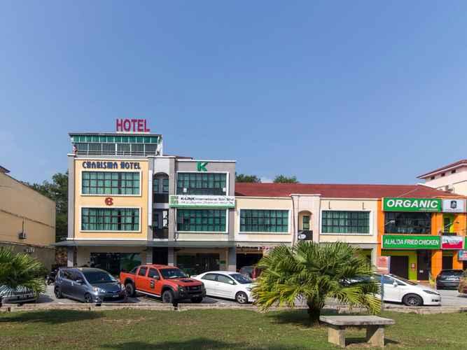 EXTERIOR_BUILDING Charisma Hotel