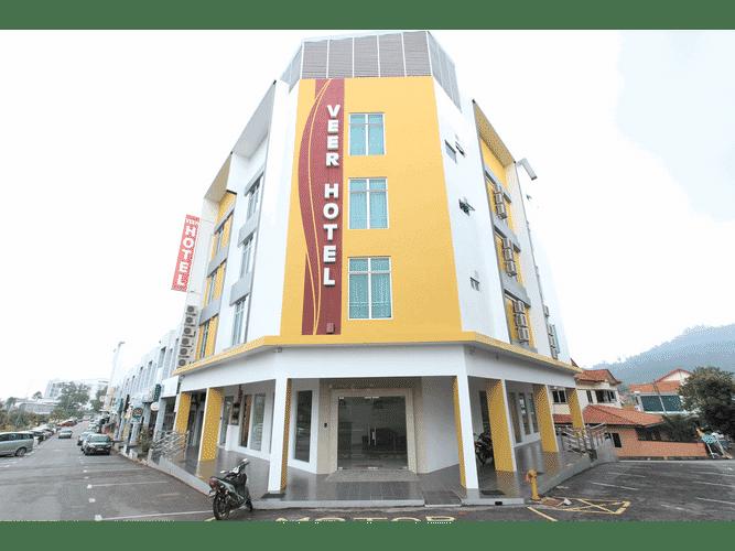 EXTERIOR_BUILDING Veer Hotel