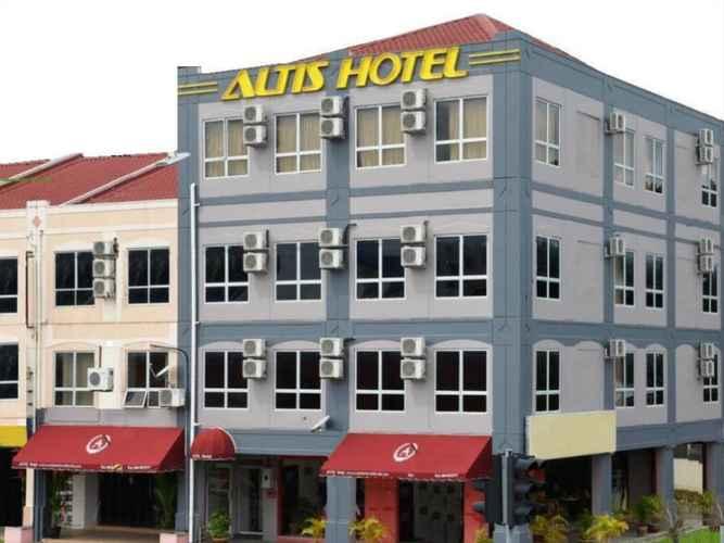 EXTERIOR_BUILDING Altis Hotel Langkawi