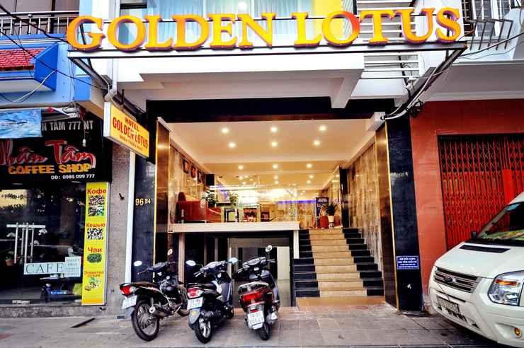 EXTERIOR_BUILDING Golden Lotus Hotel Nha Trang