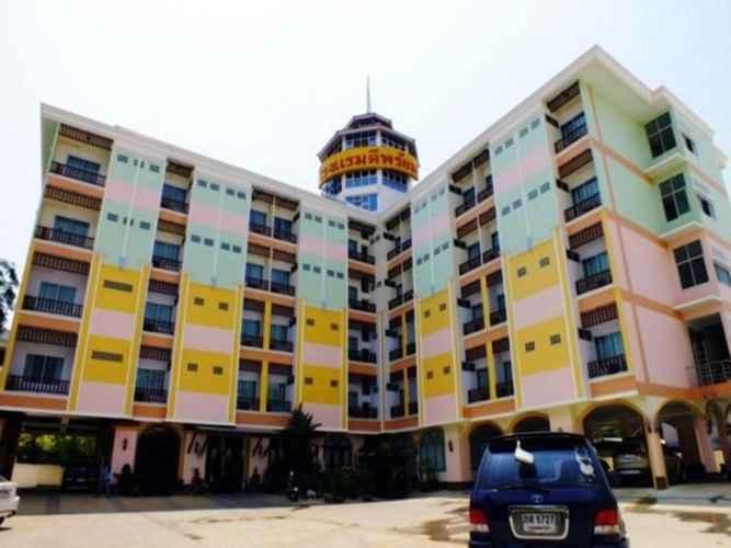 EXTERIOR_BUILDING โรงแรมดีพร้อม