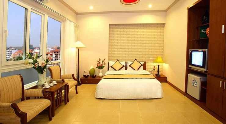 BEDROOM Khách sạn Paloma Hà Nội