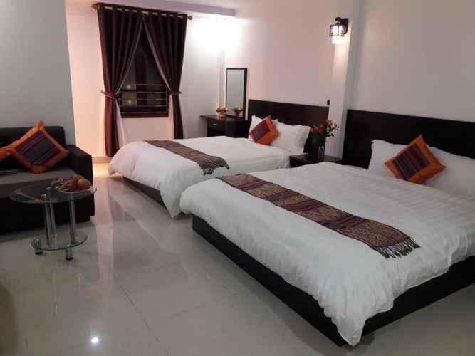 BEDROOM Sapa New Orient Hotel