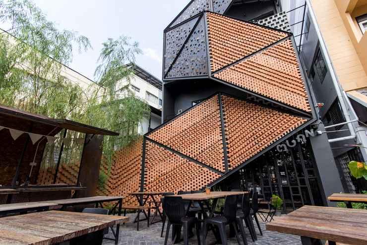 EXTERIOR_BUILDING Muan Hotel Chiangmai