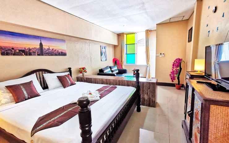 The Train Resort - Sauna & Spa Chonburi - Deluxe Suite Room only
