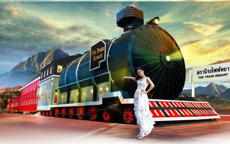 The Train Resort - Sauna & Spa Chonburi -