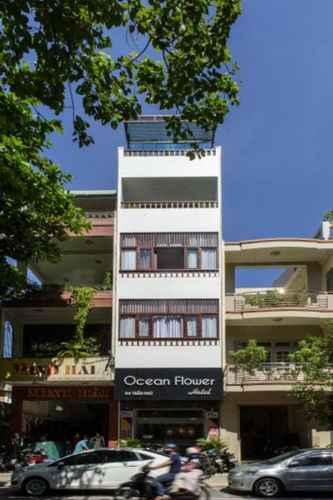 EXTERIOR_BUILDING Khách sạn Ocean Flower