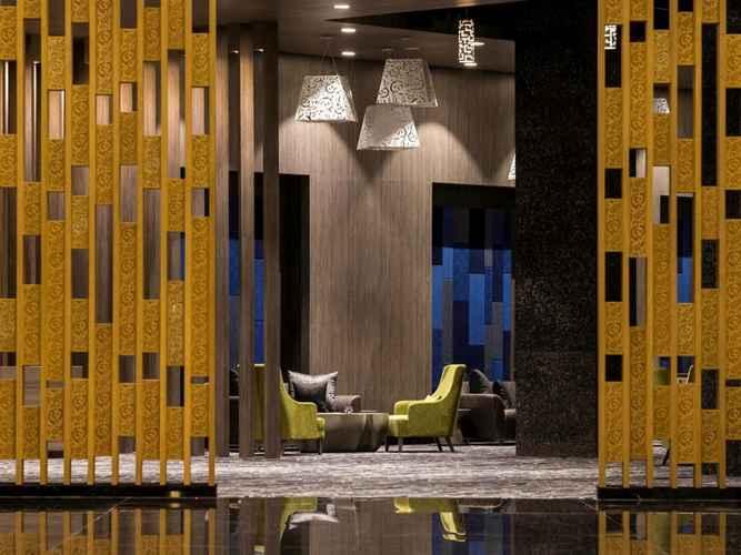 BAR_CAFE_LOUNGE Grand Mercure Jakarta Kemayoran