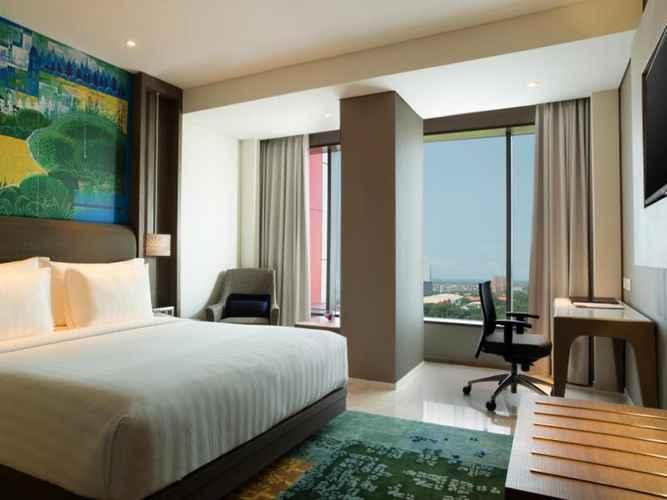 BEDROOM Grand Mercure Jakarta Kemayoran