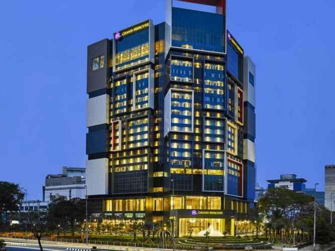 EXTERIOR_BUILDING Grand Mercure Jakarta Kemayoran