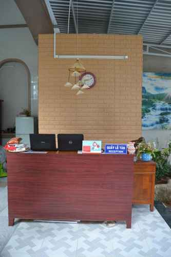 LOBBY Binh An Backpacker Guesthouse