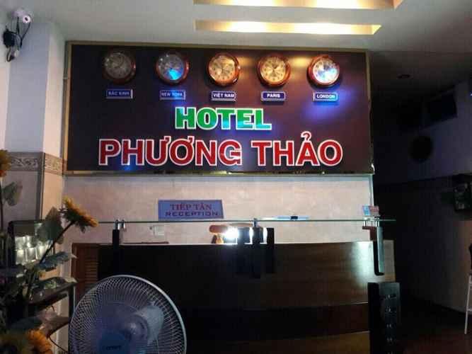 LOBBY Khách sạn Phương Thảo
