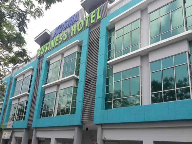 EXTERIOR_BUILDING Kosma Business Hotel