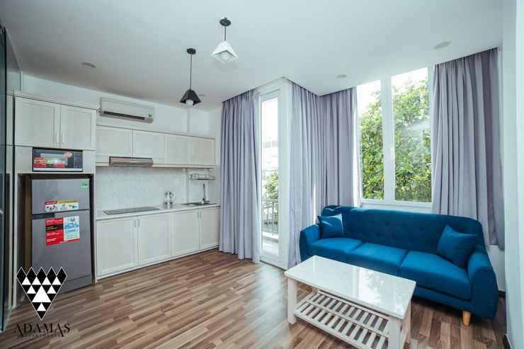 LOBBY Adamas Apartment - Le Van Sy