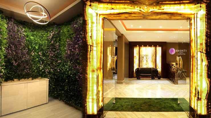 LOBBY Shakti Hotel Jakarta