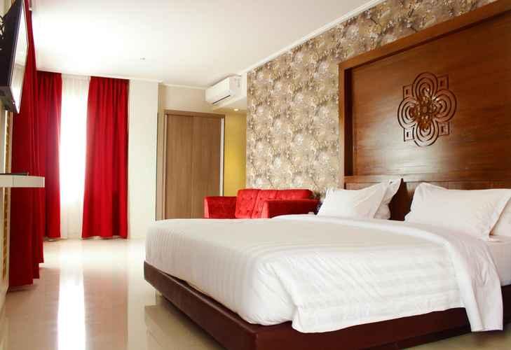 BEDROOM Onih Hotel