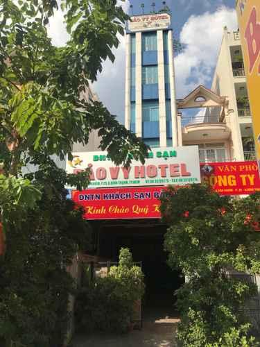 EXTERIOR_BUILDING Khách sạn Bảo Vy