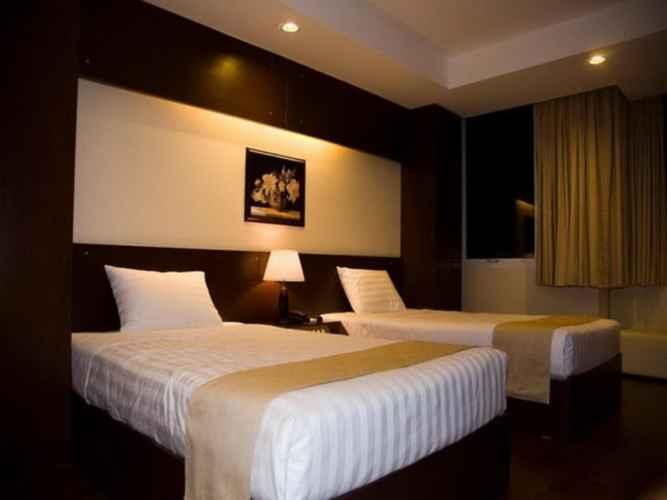 BEDROOM Crystal Hotel Nha Trang
