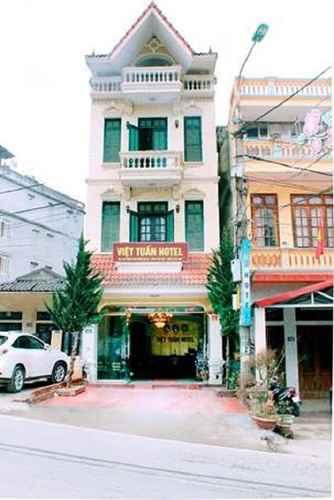 EXTERIOR_BUILDING Khách sạn Việt Tuấn