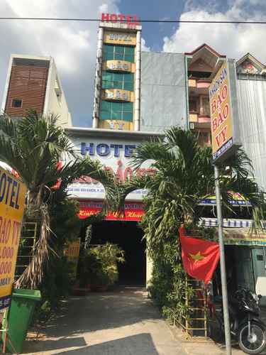 EXTERIOR_BUILDING Khách sạn Bảo Bảo Vy