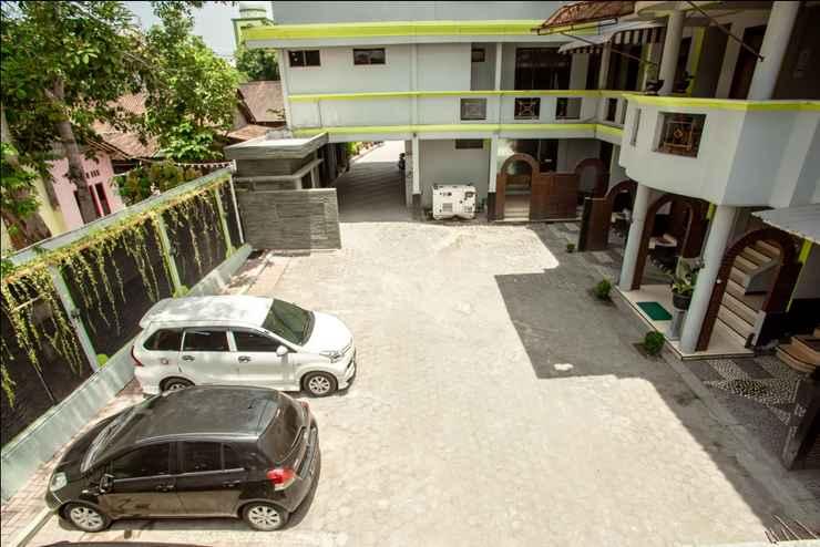 EXTERIOR_BUILDING Hotel Pondok Asri Boyolali