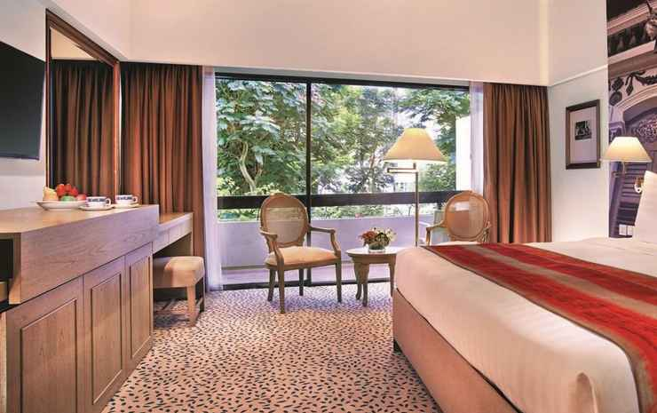 Goodwood Park Hotel Singapore - SingapoRediscovers Staycation - Deluxe Mayfair with $100 Dining Credit (Sun-Thu)