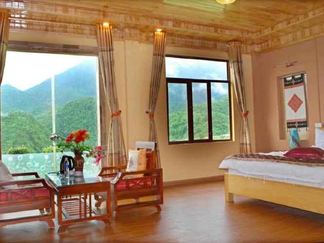 BEDROOM Khách sạn Sapa Sky