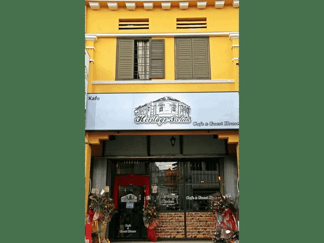 EXTERIOR_BUILDING Heritage Sixteen